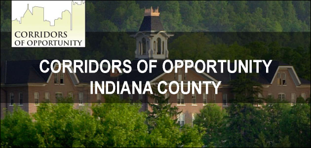 Corridors of Opportunity Indiana County