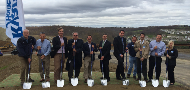 Groundbreaking Ceremony: Walnut Ridge