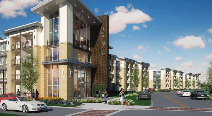 Southpointe Town Center - Featured Project - 730 x 400