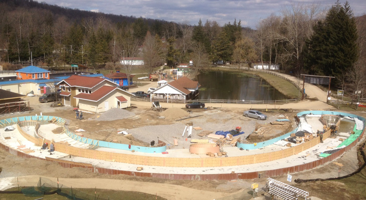 Idlewild Lazy River - Featured Project - 730 x 400