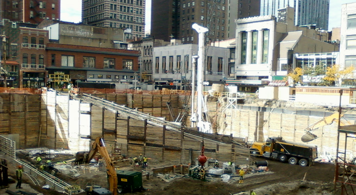 Tower at PNC Plaza: Civil Engineering by Gateway Engineers