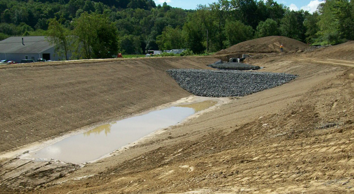 Trillith Compressor Station - Featured Project - 730 x 400