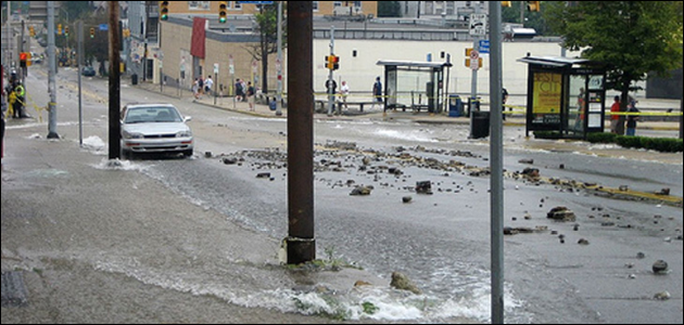 Stormwater Mandates Flooding MS4 TMDLs And Deferred Maintenance - Blog - 630 x 300